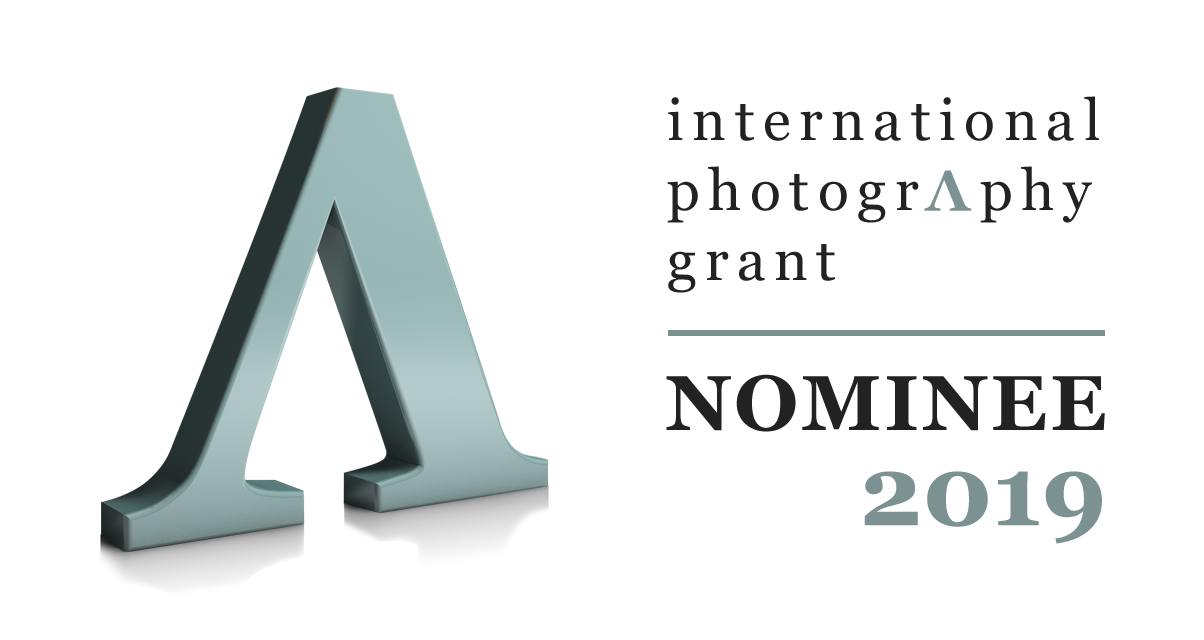 International Photography Grant, 2019, Nominee